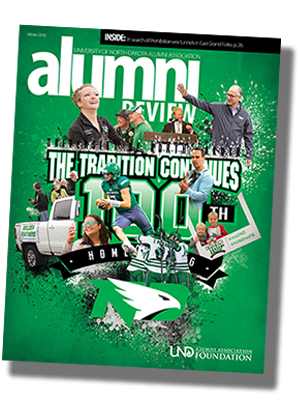 Winter 2016 Alumni Review